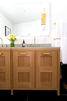 Rift White Oak Bathroom Vanity